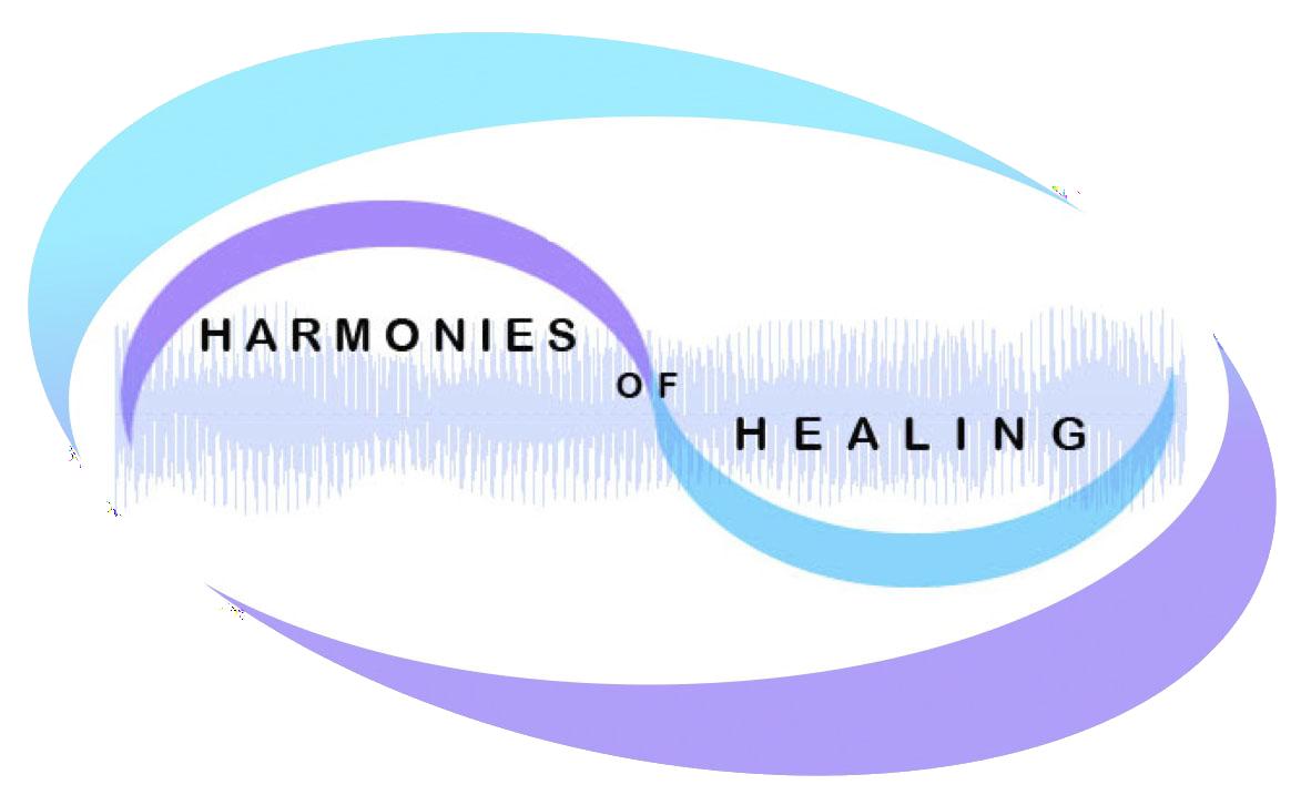 Harmonies of Healing Logo