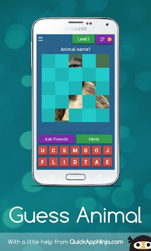 Guess The Animal, Guessing Game screenshot 4