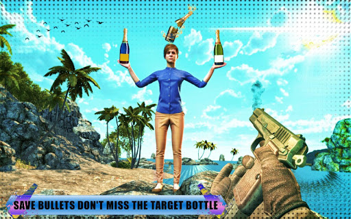 Real Bottle Shooting 1.0.7 screenshots 12