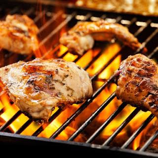 The Best Damn Grilled Chicken Ever