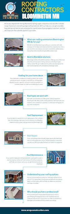 Roofing Contractors Bloomington MN
