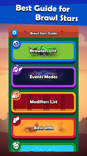 Guide for Brawl Stars (Unofficial)  screenshots 1