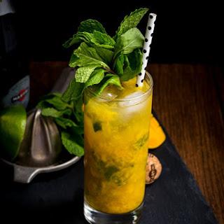 Mango Mint Spritzer