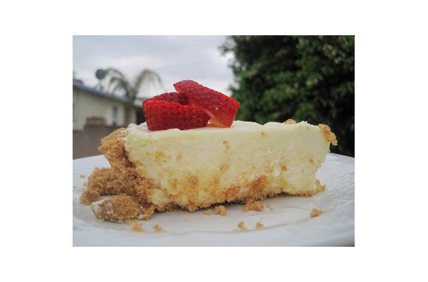 Springtime Lemon Cream Pie Recipe