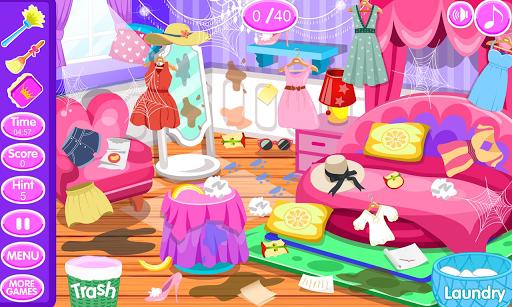 Princess room cleanup 7.0.1 screenshots 13