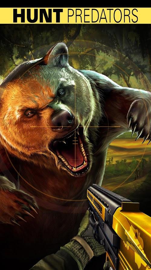 Screenshot 1 Deer Hunter™ 5.1.6 APK MOD