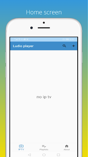 Ludio player for IPTV  screenshots 1