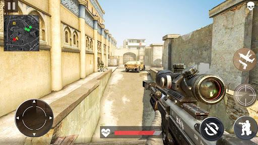 Critical Strike Shoot Fire -  BattleField Mission 1.1 screenshots 1