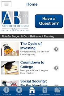 Alderfer Bergen & Co.- screenshot thumbnail