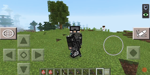 Zombie Survival MCPE Mod - náhled