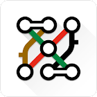 Tube Map - TfL London Underground route planner icon