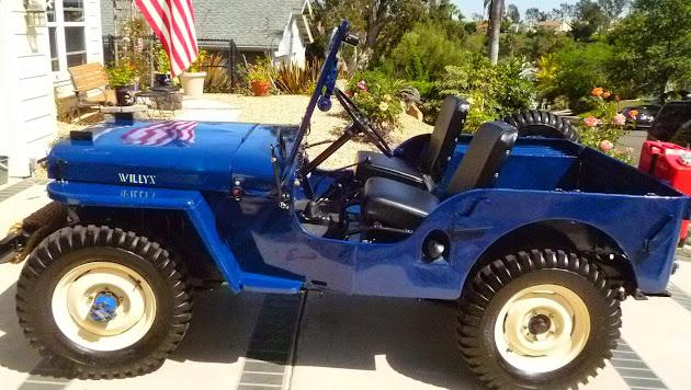 Vintage Jeeps Inc 69