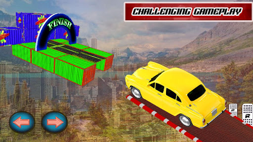 Classic Extreme Car Stunt Racing Drive for PC