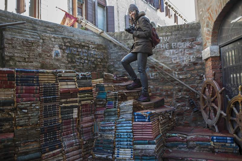 una scala di libri di walterferretti