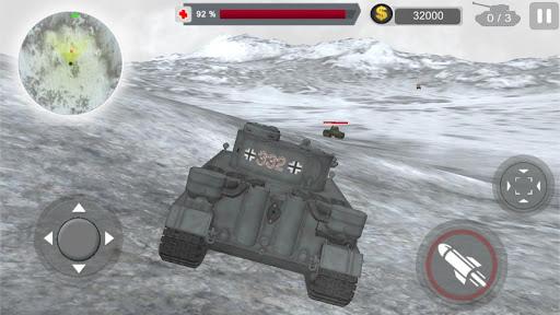 城市坦克战争3D