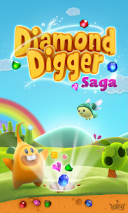 Diamond Digger Saga Mod APK (Unlimited Boosters) for Android 5