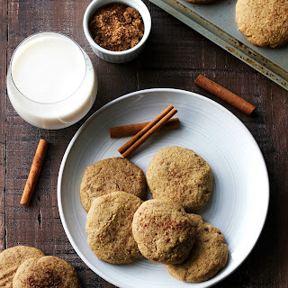 Gluten Free Chai Spice Cookies.
