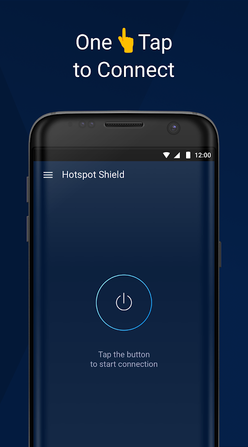 Hotspot Shield Free VPN Proxy & Wi-Fi Security- screenshot