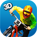 Downhill Bike Simulator MTB 3D icon