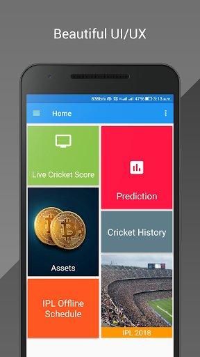 Live Cricket & Prediction 2.6 screenshots 1
