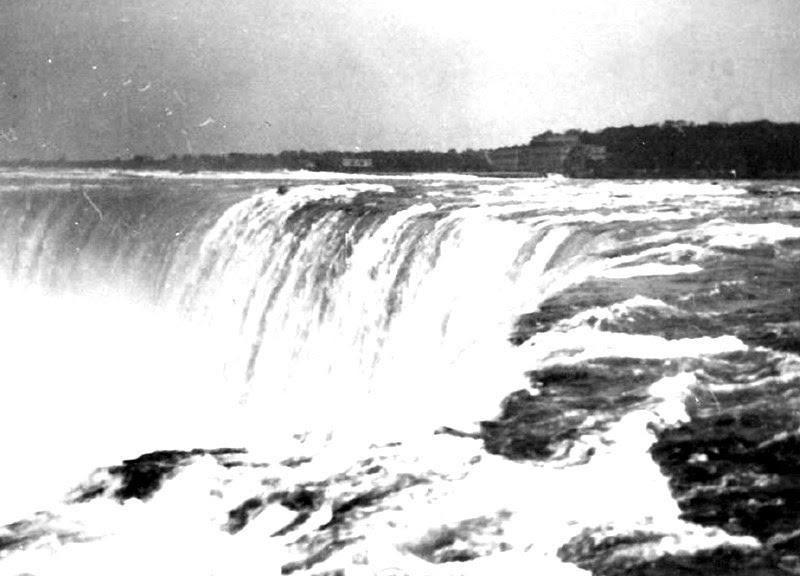 Os destemidos das Cataratas do Niágara