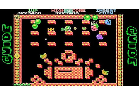 Guide Bubble Bobble classic - náhled