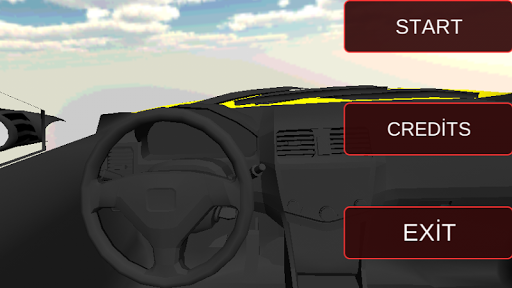 CITY CAR DRIVE SIMULATOR