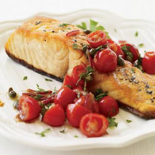 Vinaigrette Sauce Salmon Recipes