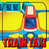 Free Train Taxi game For Android walkthrough icon