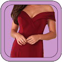 Women Modern Dresses Design icon