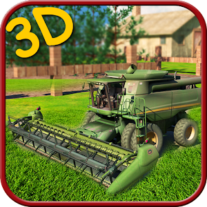 Harvester Machine 3D Simulator for PC and MAC