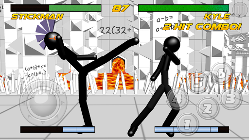 stickman fighting 3d screenshot 3