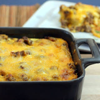 Breakfast Casserole With Biscuits And Hash Browns Recipes.