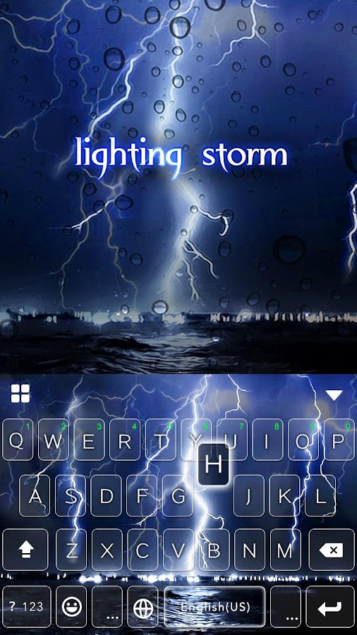 Lighting-Storm-Kika-Keyboard 9