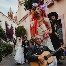 Fotógrafo de bodas Andrés Mondragón (vermel). Foto del 27.01.2019