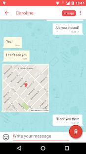 Bridgefy - Offline Messaging - náhled