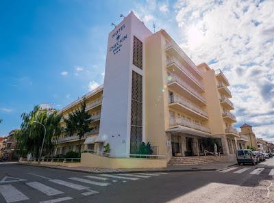 THE HOTEL - Facade