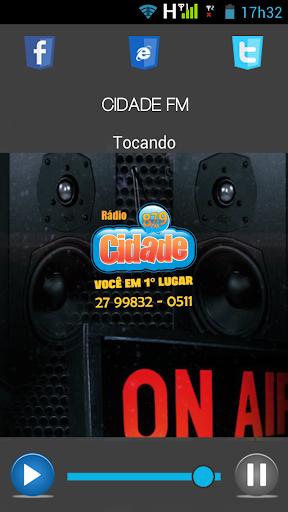 CIDADE FM PC