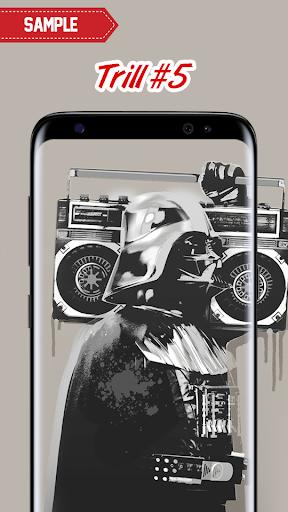 Trill Wallpaper 1.1 screenshots 6