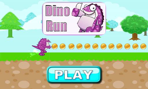 Dinosaur Run run and jump game