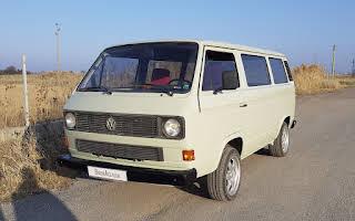 Volkswagen Transporter Rent София