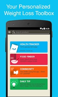 Lose Weight with Fooducate- screenshot thumbnail
