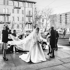 Wedding photographer Eugenia Milani (ninamilani). Photo of 08.03.2016
