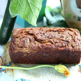 Low Carb Coconut Flour Zucchini Bread