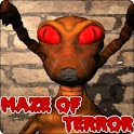 Maze of terror icon
