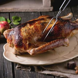Basic Roast Goose