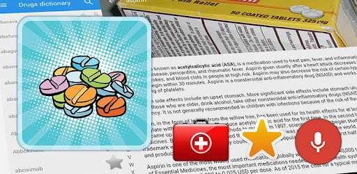 Aplikasi Drugs Dictionary (apk) download gratis untuk Android/PC/Windows screenshot