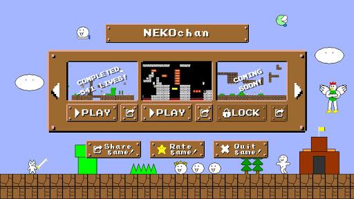 NEKOchan - Syobon Action Remastered 2019 1.1.1 Cheat screenshots 2