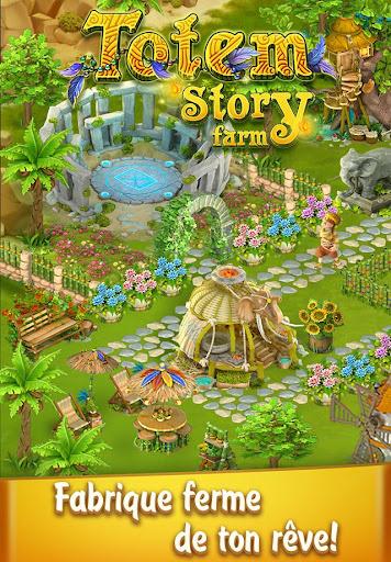 Télécharger Totem Story Farm APK MOD (Astuce) screenshots 2
