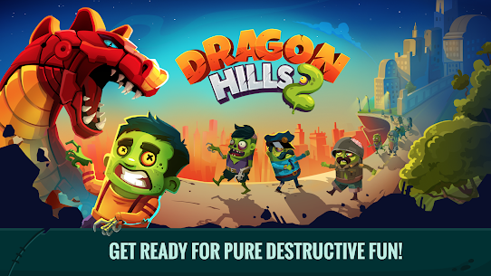 Dragon Hills 2 1.0.2 MOD (Unlimited Coins) Apk 5